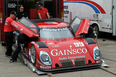 Gainsco/Bob Stallings Racing Riley/Pontiac