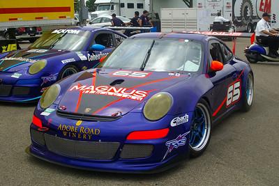 TRG/Riegel/Stanton  Porsche 997 GT3 Cup