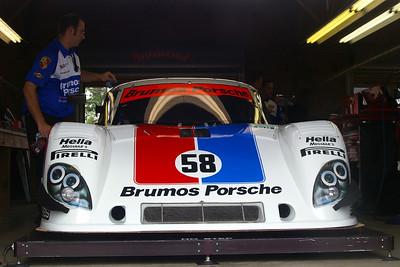Brumos Racing Riley/Porsche