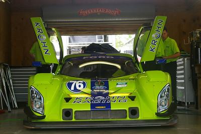 Krohn Racing Lola/Ford