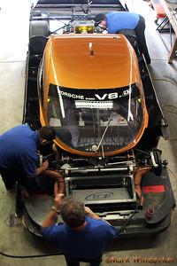 Spirit of Daytona Racing Coyote/Porsche