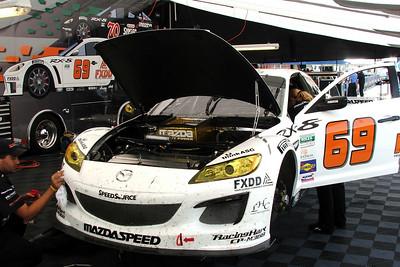 SpeedSource Mazda RX-8