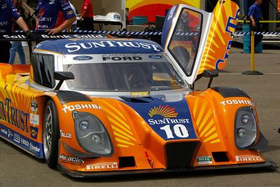 SunTrust Racing Ford/Dallara