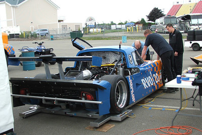 RVO Motorsports Pontiac/Riley