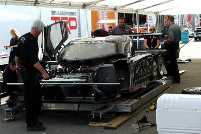Childress-Howard Motorsports Pontiac-Crawford