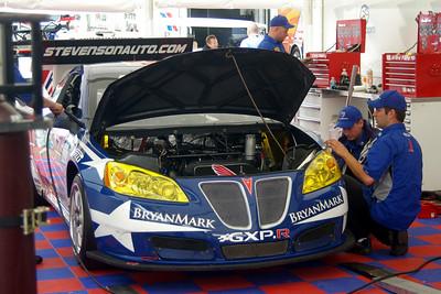 Stevenson Motorsports  Pontiac GXP.R