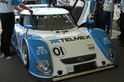 Chip Ganassi Racing Lexus/Riley