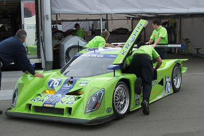 Krohn Racing Ford/Lola