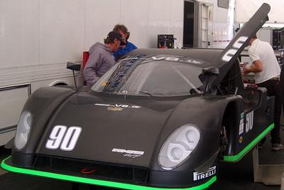 DNS-Spirit of Daytona Racing Porsche/Coyote
