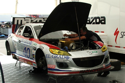 Dempsey Racing  Mazda RX-8