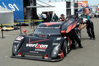 Penske Racing Porsche/Riley