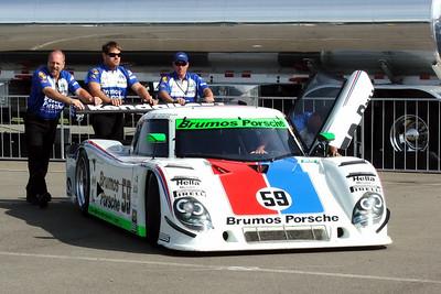 Brumos Racing Porsche/Riley