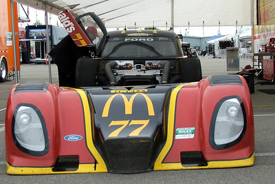 Doran Racing Dallara/Ford