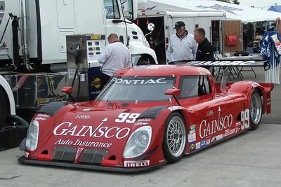 Gainsco/Bob Stallings Racing Pontiac/Riley
