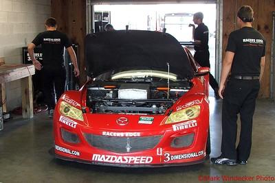 RACERS EDGE MOTORSPORTS MAZDA RX-8