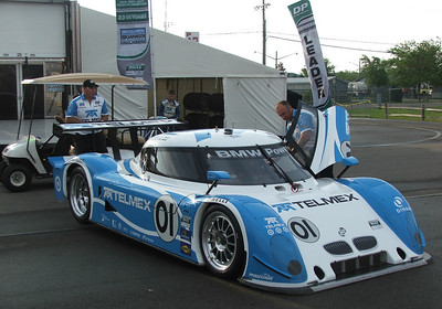 CHIP GANASSI RACING BMW-RILEY