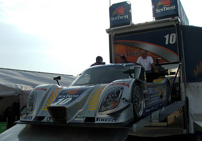 SUNTRUST RACING