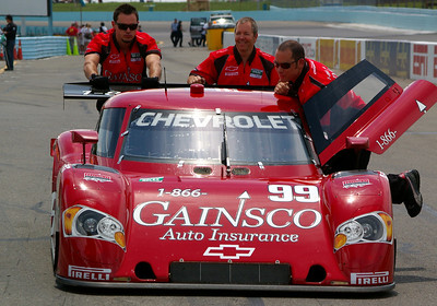 GAINSCO/BOB STALLINGS RACING CHEVROLET-RILEY