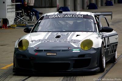 Magnus Racing Porsche 911 GT3