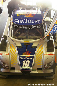 SUN TRUST RACING CHEVROLET/ DALLARA