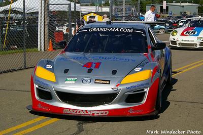 Dempsey Racing-Mazda RX-8