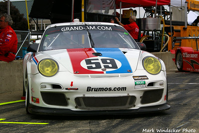 Brunos Racing-Porsche GT3