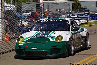 Magnus Racing-Porsche GT3