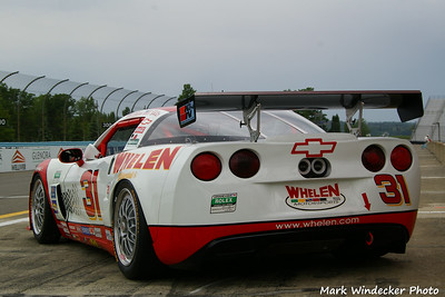 Marsh Racing-Corvette