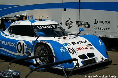 Chip Ganassi Racing-BMW/ Riley