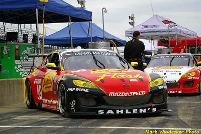 Team Sahlen-Mazda RX-8