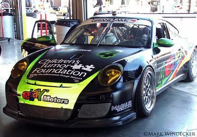 BURTIN RACING W/GOLDCREST MOTORSPORT PORSCHE GT3 CUP