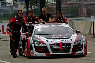 APR Motorsport Audi R8 Grand-Am