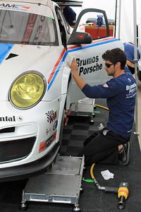 Brumos Racing Porsche GT3