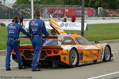 SunTrust Racing Corvette DP