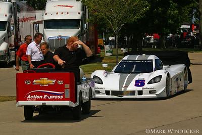 Action Express Corvette DP