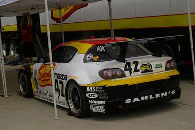 Team Sahlen Mazda RX-8