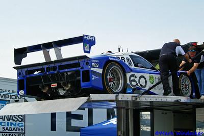 Michael Shank Racing with Curb-Agajanian
