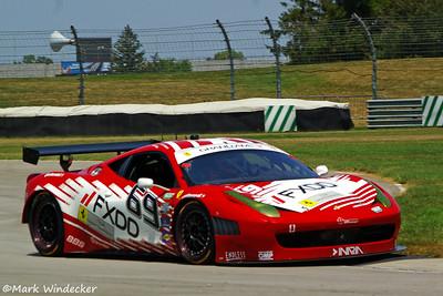 Ferrari 458 Italia Grand-Am