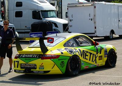 Burtin Racing with Goldcrest Motorsports