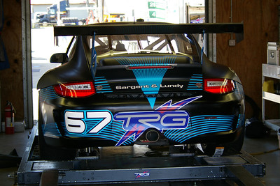 TGR PORSCHE GT3 CUP
