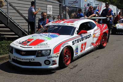 STEVENSON MOTORSPORTS CAMARO GT.R
