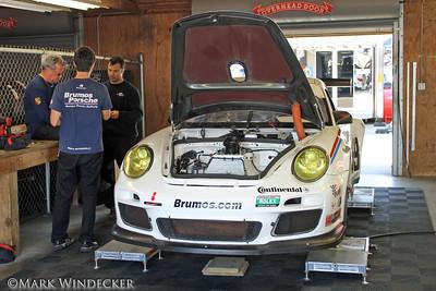 BRUMOS RACING PORSCHE GT3 CUP