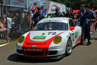 GRAND RACING/901 SHOP PORSCHE GT3 CUP