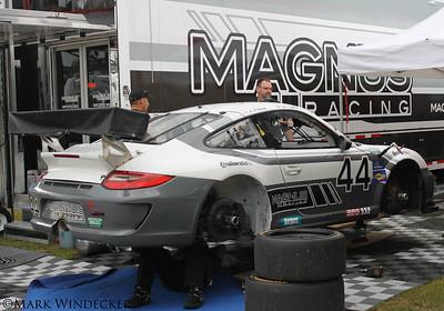 MAGNUS RACING, PORSCHE GT3 CUP