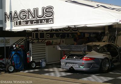 MAGNUS RACING PORSCHE GT3 CUP