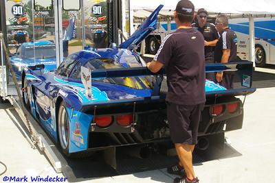 Spirit of Daytona Racing Corvette DP