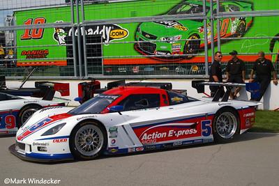 Action Express Racing Corvette DP