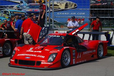 Doran Racing Ford/Dallara
