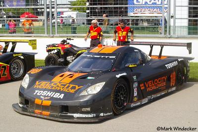 Wayne Taylor Racing Corvette DP