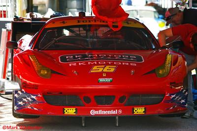 AF - Waltrip Ferrari 458 Italia Grand-Am